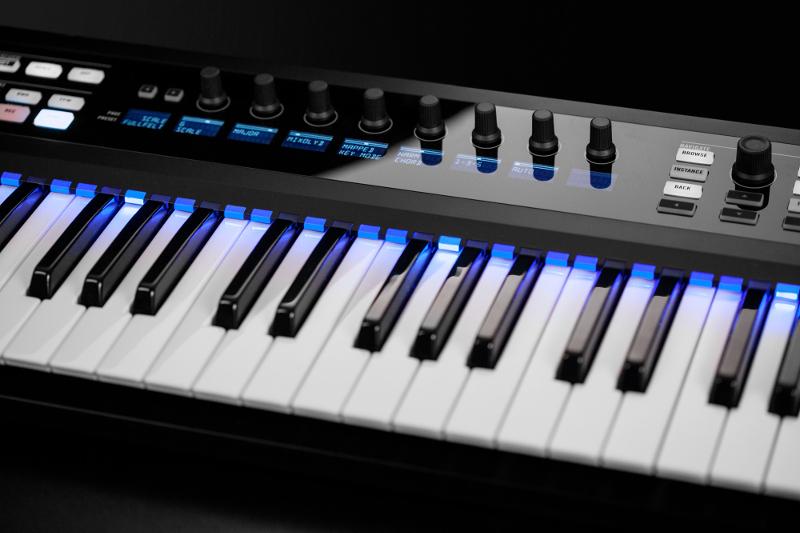 NI's Komplete Kontrol keyboards now make it easier to play unusual scales