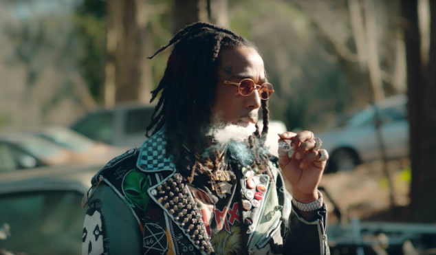 Watch Migos fight with a biker gang in their new video for 'What The Price'