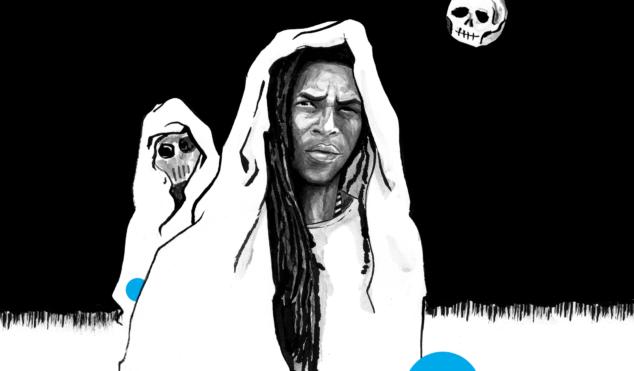FACT mix 593: Moor Mother