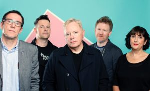 New Order reveal new live album