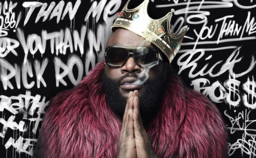 Skrillex and Rick Ross link up for Suicide Squad track 'Purple Lamborghini'