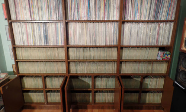 These record storage cubes are the eco-friendly way to look after your vinyl