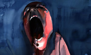 Original paintings from Pink Floyd's The Wall go on sale for first time ever