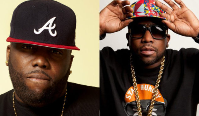 Watch Killer Mike and Big Boi's cameo as rapping foxes on HBO's Animals