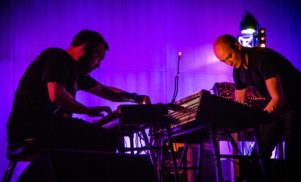 How Mogwai's Barry Burns and Kangding Ray took SUMS from the stage to the studio