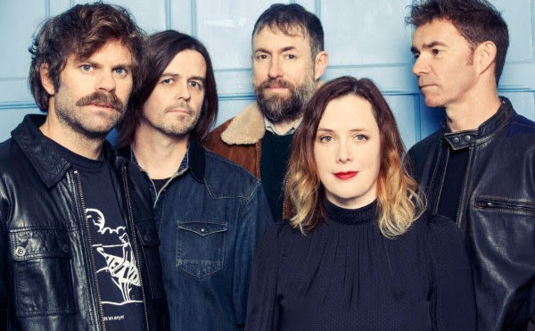 Slowdive announce new album, share video for 'Sugar for the Pill'