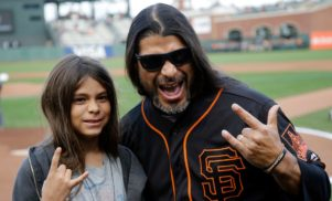 KORN enlist Metallica guitarist's 12-year-old son for tour dates
