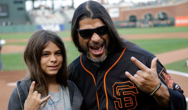 Korn enlist Metallica bassist's 12-year-old son for tour dates
