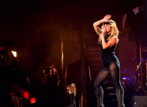 Lady Gaga debuts new single 'The Cure' during headline Coachella set