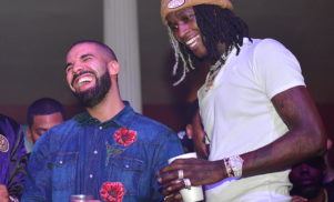 """Young Thug announces """"singing album"""" executive produced by Drake to be released this week"""