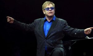 Elton John named first Record Store Day Legend, owns The Life Of Pablo on vinyl
