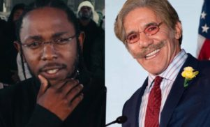 Kendrick responds to Fox News' Geraldo Rivera