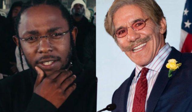 Fox News host Geraldo Rivera responds to Kendrick Lamar's DAMN. criticism