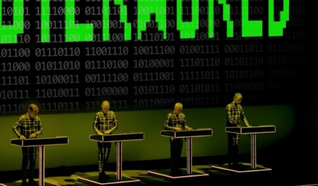 Kraftwerk to release exhaustive audio/visual documentary Kraftwerk 3-D The Catalogue