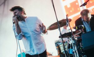 Hear new music from LCD Soundsystem's upcoming reunion album