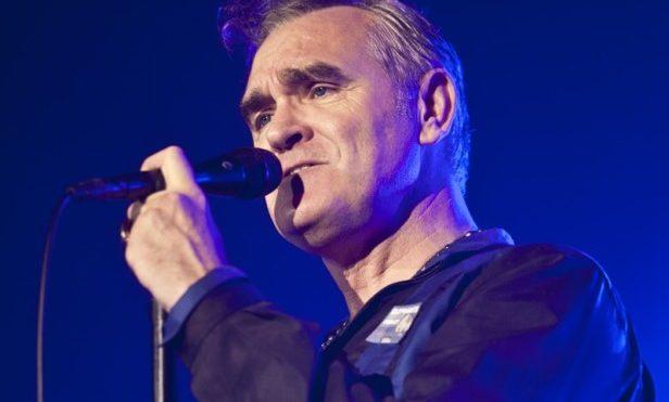 Morrissey cancels US show over health concerns