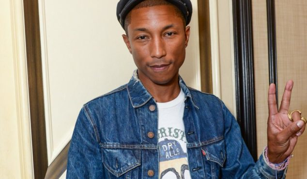 It's Pharrell's birthday so here's a 3-hour playlist of his greatest tracks