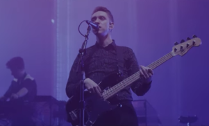 Watch The xx's Night + Day short film featuring live and behind-the-scenes footage