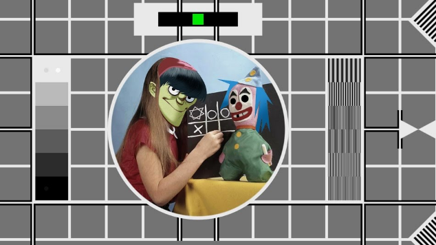 Watch Gorillaz's first ever on-camera interview