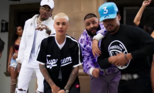 Watch DJ Khaled's 'I'm The One' video featuring Justin Bieber, Chance The Rapper, Lil Wayne, Migos