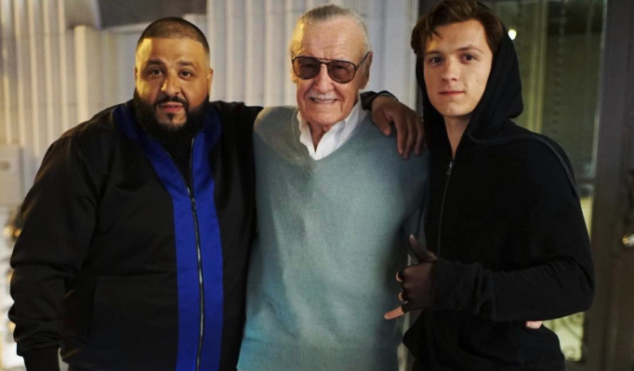 DJ Khaled is making a cameo in Spider-Man: Homecoming