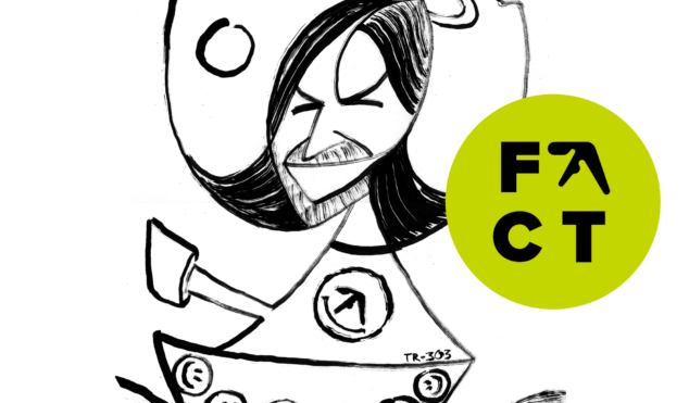 Listen to an exclusive mix of the best Aphex Twin tracks you've never heard