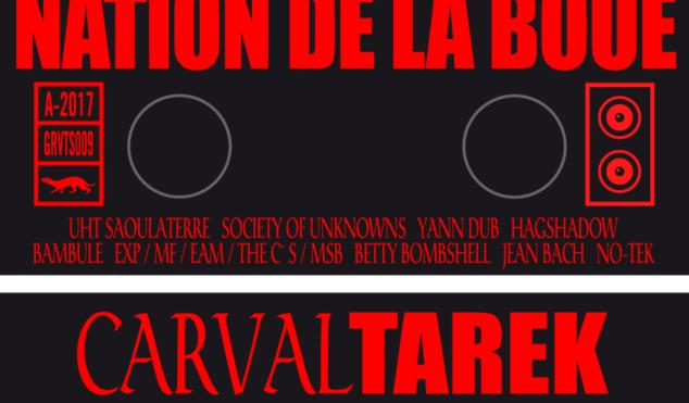 Low Jack chops and screws gabber and hardcore techno on Nation De La Boue