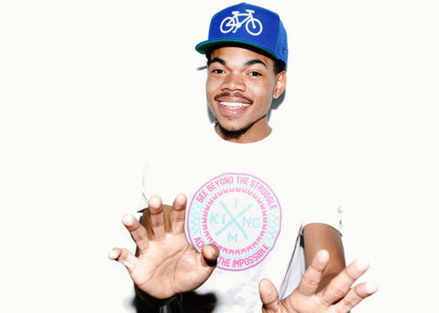 Chance The Rapper challenges bootleggers with preemptive lawsuits
