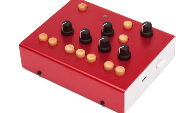 Critter & Guitari's latest gadget turns music into live visuals