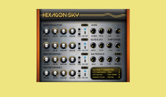 This retro synth plug-in will help you sound like Boards of Canada