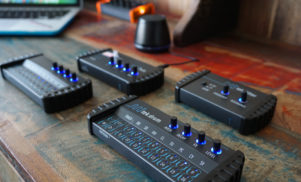 Minijam is an entire studio of gear for producers on a budget