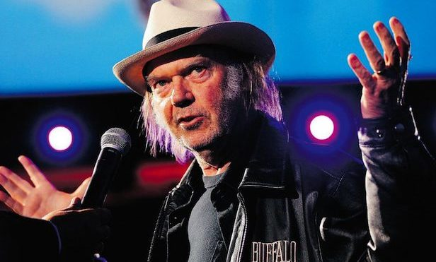Neil Young is launching a streaming service called Xstream