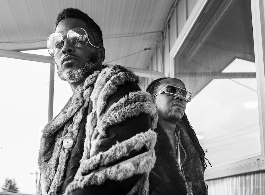 Shabazz Palaces announce third album Quazarz: Born on a Gangster Star