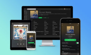 Some major albums may now only be available to paid Spotify subscribers on release