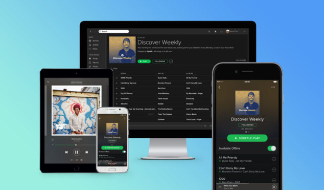 Spotify reportedly planning its own music hardware device