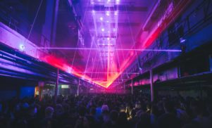 Watch Ben Klock play London's Printworks first closing party
