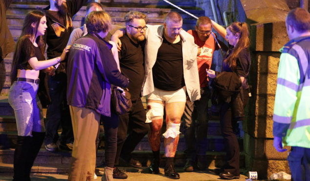 Suspects in Manchester terror attack released without charges