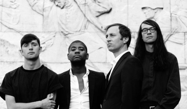 Post-punks Algiers tackle political unrest on American and British soil on The Underside of Power