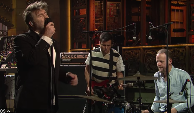 Watch LCD Soundsystem perform 'Call the Police' and 'American Dream' on Saturday Night Live