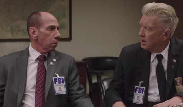 "David Lynch shouts ""Albert!"" in the latest trailer for Twin Peaks"