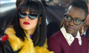 Rihanna and Lupita Nyong'o to star in buddy heist movie conceived on Twitter