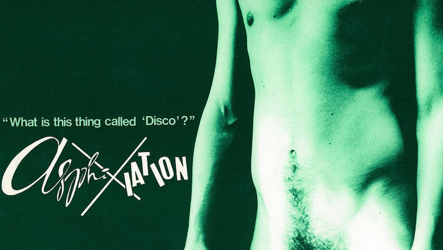 Asphixiation's provocative post-disco debut LP reissued on vinyl for first time