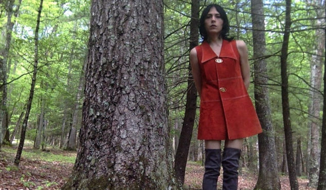 Elysia Crampton has released her fourth album, Spots y Escupitajo