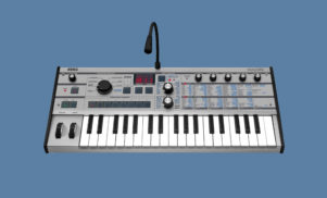Korg celebrates microKORG's 15th anniversary with special edition synth