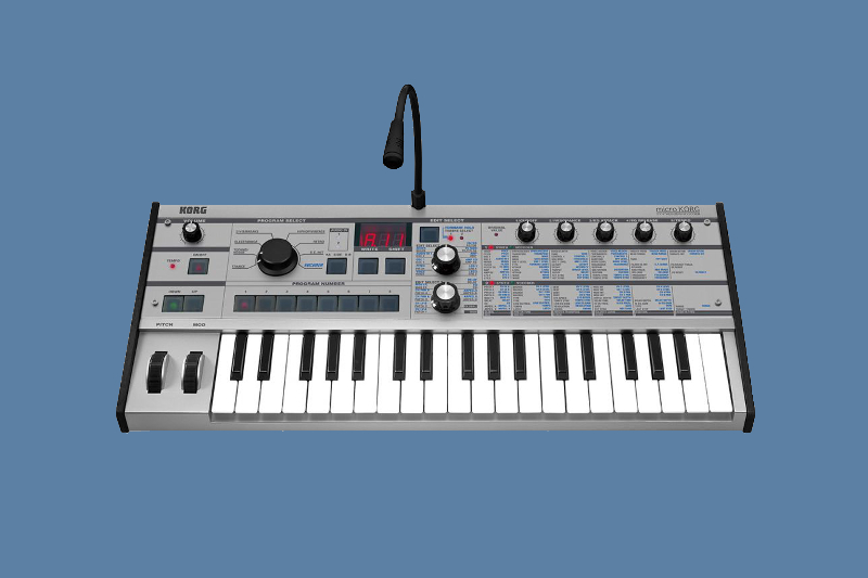 Korg to release 15th anniversary edition of microKORG synth