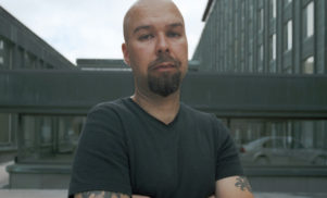 Listen to an early live recording of Mika Vainio with Panasonic