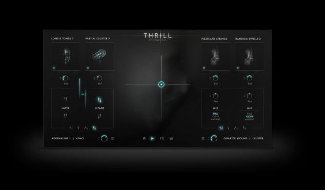 NI's Thrill instrument lets you create film and video game scores in real time