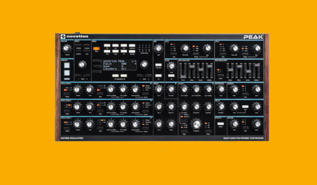Novation Peak review: A luxury synth at a reasonable price