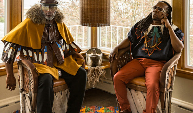 Shabazz Palaces announces second new album Quazarz vs. The Jealous Machines