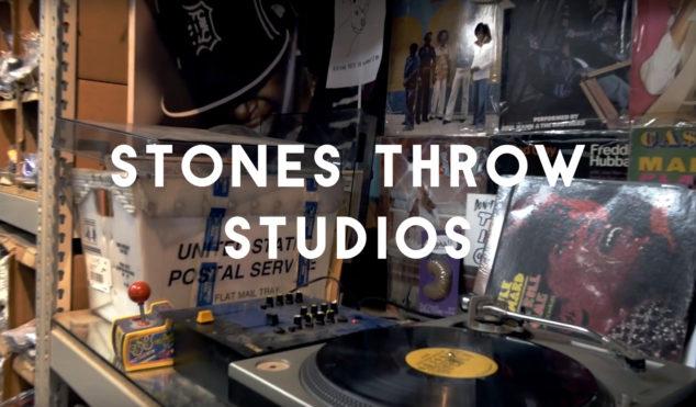Step into Stones Throw Studios with this film on the illustrious LA label